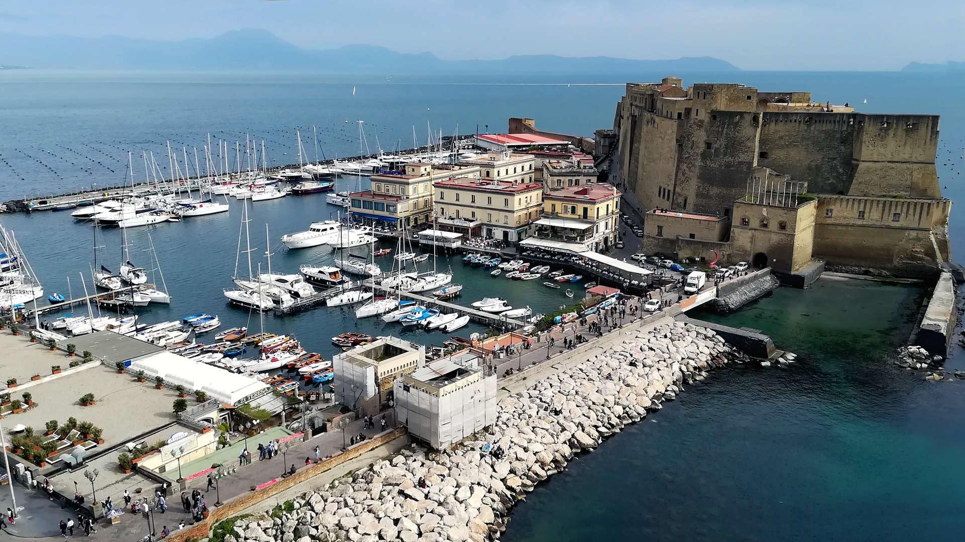 Private Tour Naples | Castel dell'Ovo
