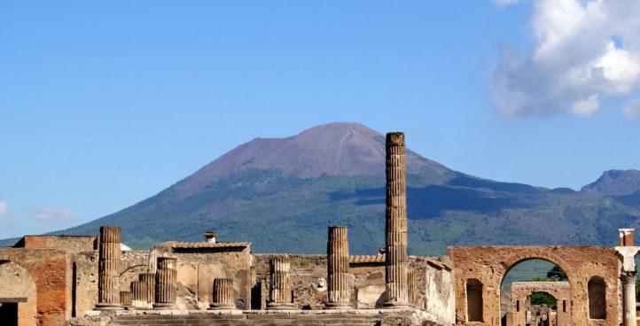Pompei & Vesuvio