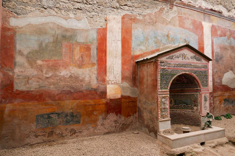 Pompei and Vesuvius full day tour