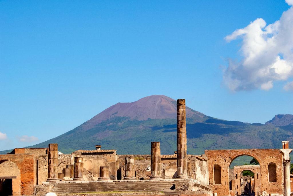 Pompei and Vesuvius tour