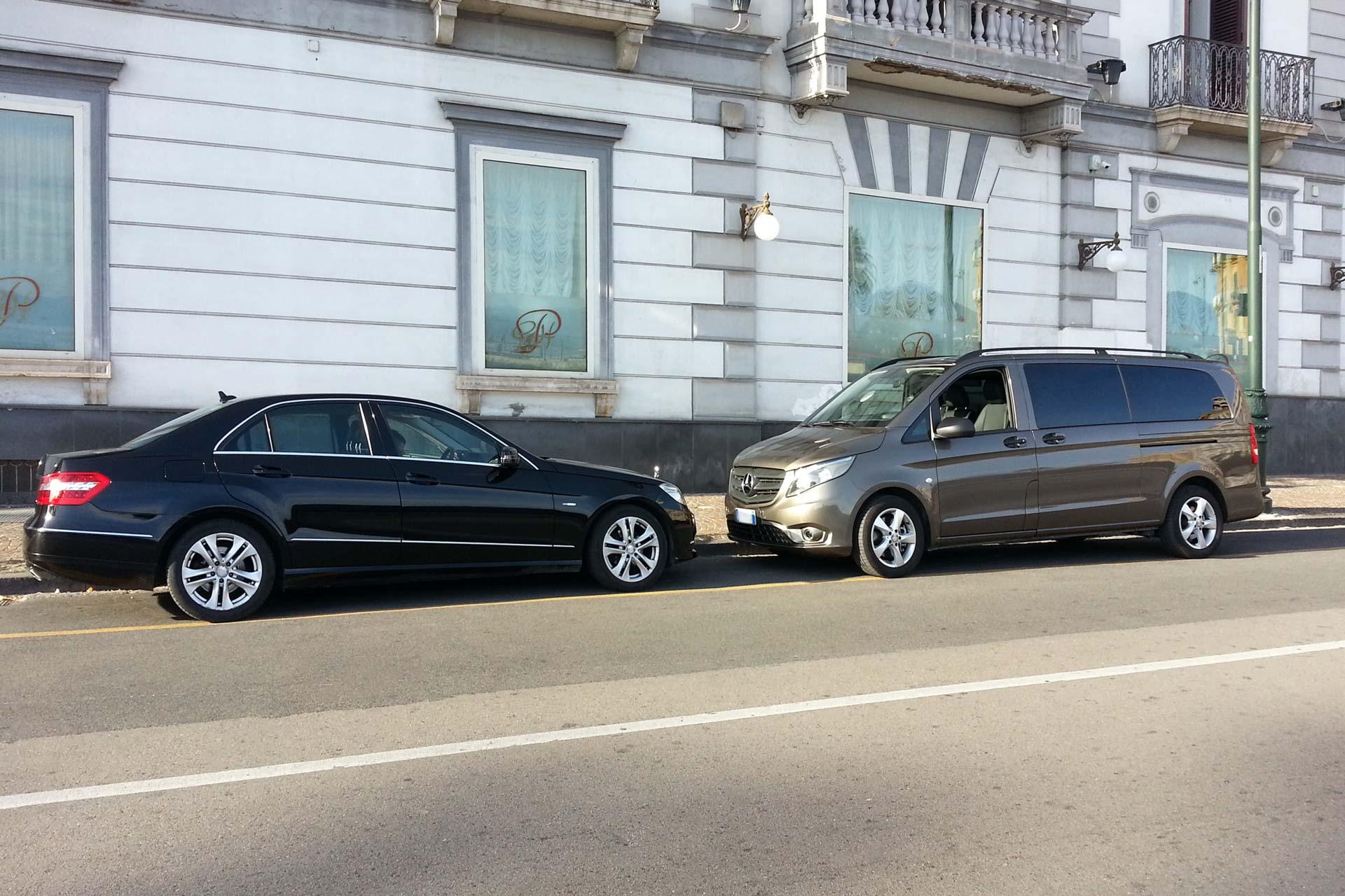Gennaro Fusco Limousine Positano