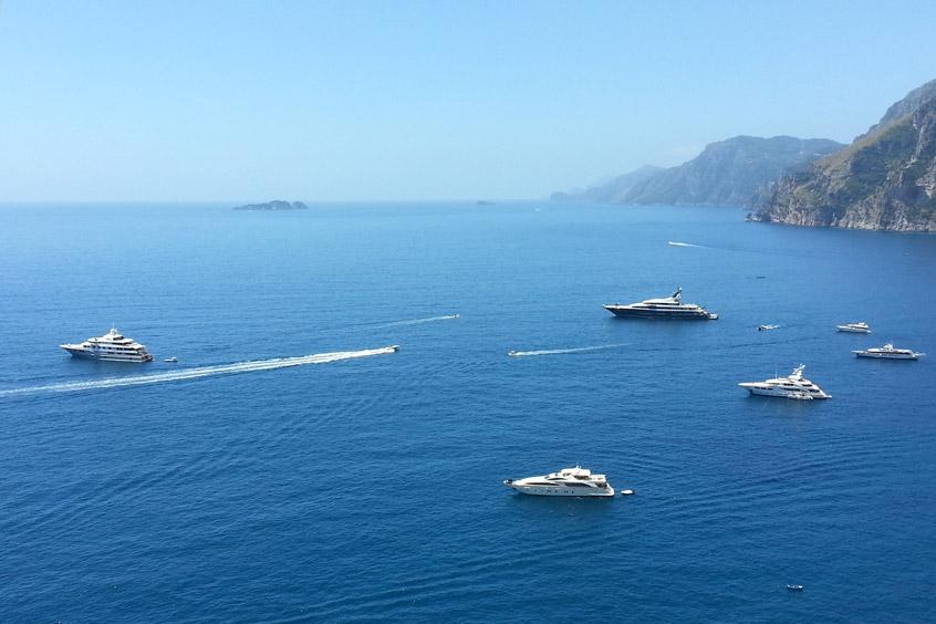 Shore Excursions in Amalfi Coast