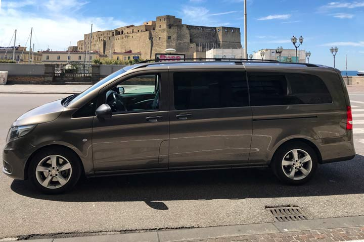Private Transfer from/to Naples